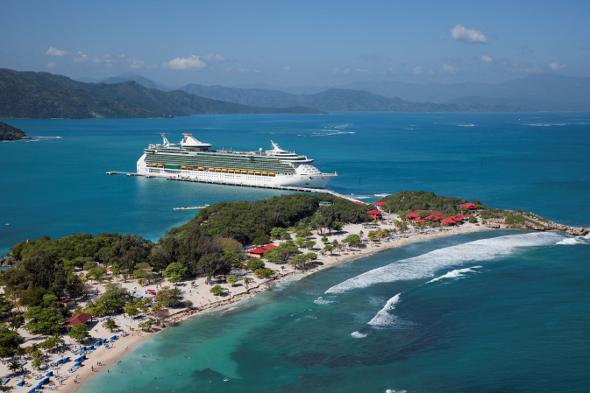 Where is Labadee?